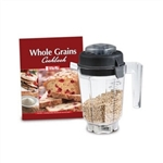 Vitamix Dry Blade Container w/ Lid for Kneading Dough/Grinding Grains | Myric