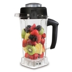 Vitamix Soft-Grip 64-Ounce Container with Wet Blade and Lid 060865