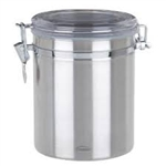 Trudeau SS Canister 60 OZ 0871806