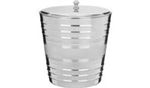 Trudeau Saturn s/s Ice Bucket Wwith Lid 0975633