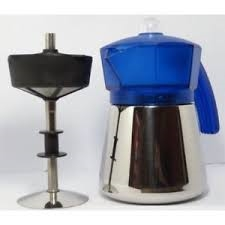 Bialetti Amerikana blue 6 cup coffee maker