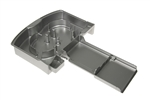 Delonghi Cup Holder Tray ( SIlver ) 5313225341