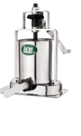 Lem 15LB Stainless Steel Vertical Sausage Stuffer 607