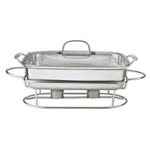 "Cuisinart 12"" Rectangular Buffet Server 7BSRT-31C
