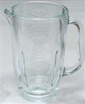 Sunbeam jar - Oster jar Round Top Glass Blender Jar 83852000000