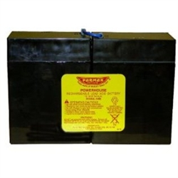 Baygaurd Parker McCrory 12 Volt Gel Cell Battery for Solar Powered Fencers 902
