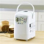 Zojirushi Home Bakery Mini Breadmaker BB-HAC10WZ