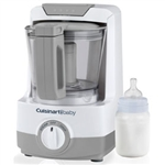 Cuisinart 2-in-1 Baby Food Maker & Bottle Warmer BFM-1000C