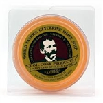 Perma Brands Shave Soap, perma brands shaving, perma trading canada, perma brands shave soap, perma brands corporation colonel conk amber glycerin shave soap cc-114