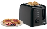 Cuisinart 2-Slice Compact Toaster - Black CPT-122BKC