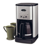 Cuisinart Brew Central 12-cup Programmable Coffeemaker DCC-1200C