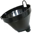 Cuisinart Black Filter Basket for Coffee Maker DCC-1200FB
