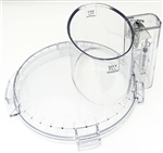 Cuisinart DLC-005 package- Bowl,  Lid and Pusher