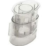 Cuisinart Grey Large Pusher and Sleeve Assembly DLC-018BGTXT1