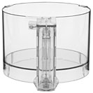 Cuisinart Work Bowl Wwith Clear Handle DLC-2007WBN-1