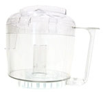 Cuisinart Work Bowl and Cover Assembly for DLC-2A DLC-2ABS-1