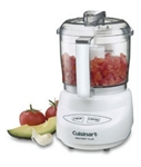 Cuisinart Mini-Prep Plus Processor-White DLC-2AC