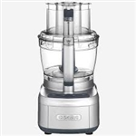 Cuisinart Elemental 13-Cu ( 3.1 L ) Food Processor FP-13SVC