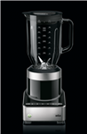 Braun Glass Jug- Stainless/Black  BLender,
