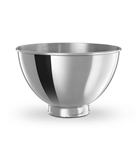 KitchenAid 3-Qt Polished Stainless Steel Bowl KB3SS