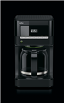 Braun 12 Cup-Digital Black Coffee Maker,
