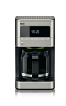 Braun 12 Cup-Digital Full Stainless Steel Coffee Maker,