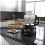 Kitchen-Aid 13-Cup PlasticFood Processor Wide Mouth KFP1333OB