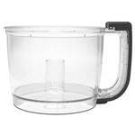 KitchenAid BPA-Free 13-Cup Work Bowl with Handle KFP13WBOB