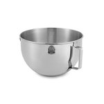 5-Qt Bowl-Lift Polished SS Bowl w/ Flat Handle KN25WPBH