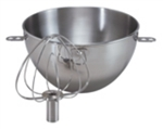 Kitchenaid 3 Qt Polished Bowl with Combi Whip KN3CW