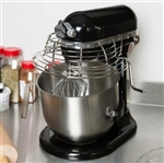 KitchenAid 8 Qt Commercial Stand Mixer KSMC895OB Onyx Black