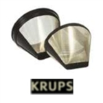 Krups Permanent Gold Tone Coffee Filter 053-42