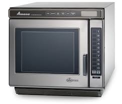 Amana Heavy Duty Stainless Steel Commercial Microwave Oven RC17S2