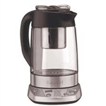 CUISINART PERFECT TEMP PROGRAMMABLE TEA STEEPER & KETTLE TEA-100C