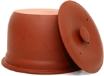 VF7700-8-CLAY-SET, VITACLAY Replacement Slow Cooker Clay Pot
