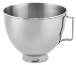 KitchenAid bowl k45, bowl, mixer